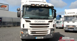 2012 Scania P400 4×2 for sale