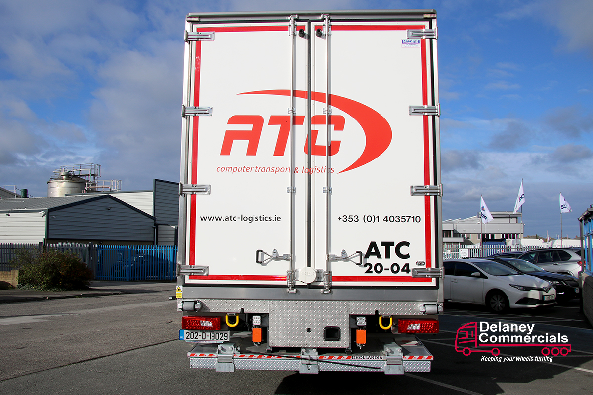 atc logistics scania