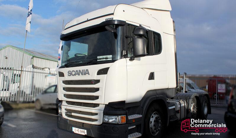 2015 Scania R450 6×2 for sale full