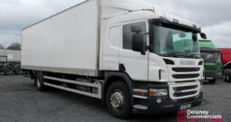 2014 Scania P230 4×2 rigid for sale