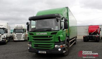 2013 Scania P230 4×2 rigid for sale full