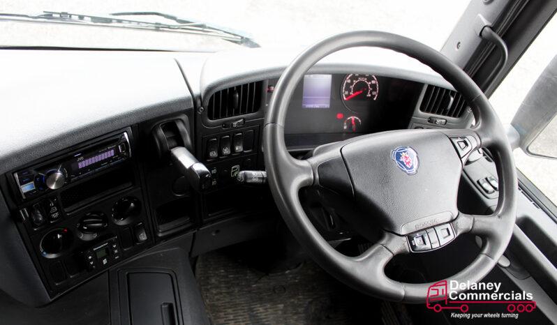2014 Scania P230 4×2 rigid for sale full