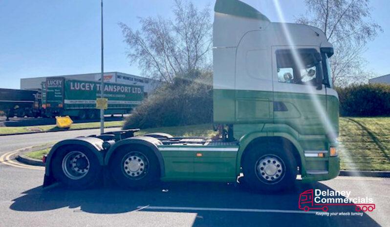 2016 Scania R450 4×2 for sale full