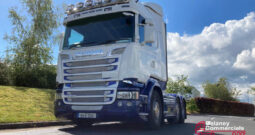2015 Scania R500 6×2 for sale