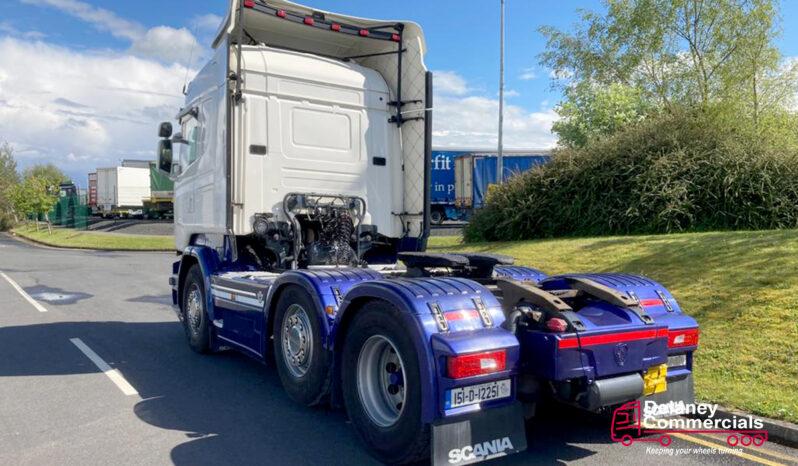 2015 Scania R500 6×2 for sale full