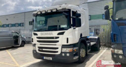 2013 Scania P400 4×2 tractor unit for sale