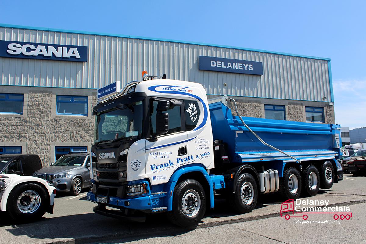 Scania Trucks