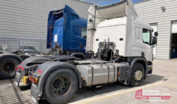 2013 Scania P400 4×2 tractor unit for sale full