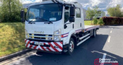2010 Isuzu F120.240 recovery truck for sale