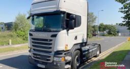 2016 Scania R450 6×2 for sale.