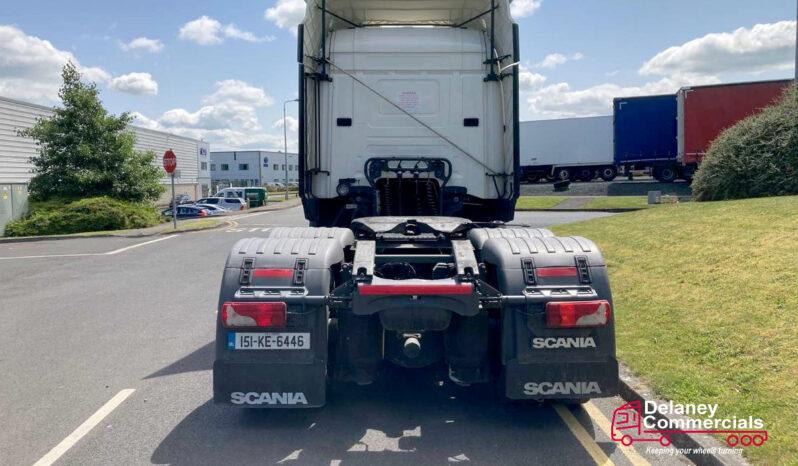 2015 Scania R450 6×2 for sale. full