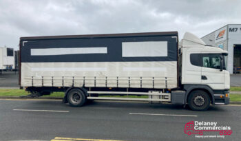 2015 Scania P230 Curtainside for sale full